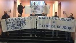 Changement de statut : la situation juridique des étudiants  algériens