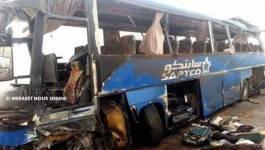 Car Tam-Bejaia : 11 morts et 25 blessés dans un accident à In-Salah