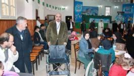 Nestlé Waters Algérie fait un don de 50 fauteuils roulants aux femmes de Larbaa et Bouinane