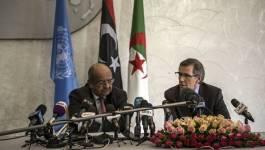 Dialogue interlibyen d'Alger: appel à un arrêt des opérations militaires