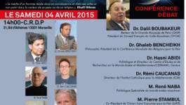 Religions et tolérance : un débat de l'UFAC à Marseille