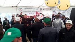 Des associations proches du pouvoir font la promo du gaz de schiste à Tunis