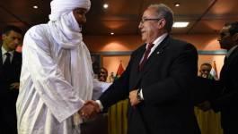Une délégation de la Coordination des mouvements de l'Azawad à Alger