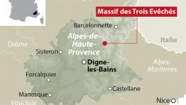 Crash en France d'un Airbus avec 150 personnes à son bord