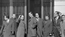 L'échec de la 1re phase de la négociation franco-algérienne en 1956