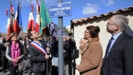 Béziers (France) : Ménard honore un ancien officier de l'OAS