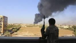 Libye: combats entre jihadistes de l'EI et miliciens à Syrte