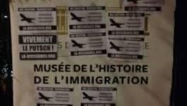 """France : un """"commando d'extrême droite"""" s'en prend au Musée de l'immigration"""