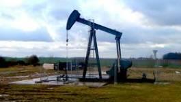 Le pétrole termine la semaine sous les 45 dollars le baril à New York