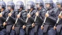 Laghouat : encore la répression, rien que la répression !