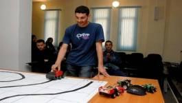 OROBOT'2015 : Concours de robotique et expositions à Oran