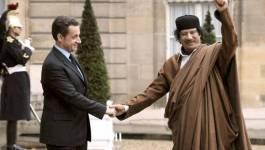 Financement libyen de Nicolas Sarkozy: perquisitions menées à Genève