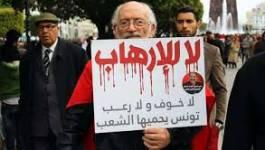 Tunis marche contre le terrorisme