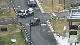 Le siège de la NSA attaqué à la voiture-bélier: un mort