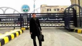 Le scientifique algérien détenu en Jordanie enfin libéré