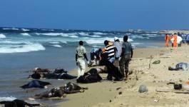 400 migrants disparus dimanche dans un naufrage en Méditerranée