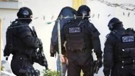 Un présumé terroriste de nationalité algérienne arrêté à Paris