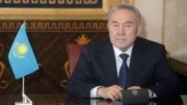 Noursoultan Nazarbaïev réélu président du Kazakhstan avec 97% des voix