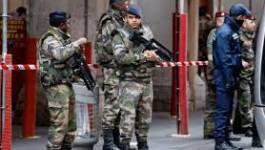 Attentat déjoué en France: possibles liens entre l'étudiant et les Kouachi