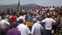 Tizi-Ouzou : sit-in pour dénoncer les atteintes à la liberté d'expression