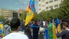 La Kabylie a marché pour la revendication amazighe