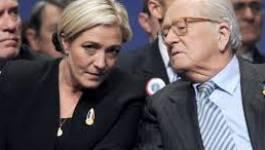 Extrême droite française : Marine et Jean-Marie Le Pen divorcent