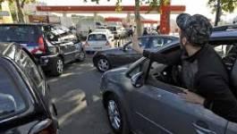 Pénurie d'essence : tout roule sur la tête !!!