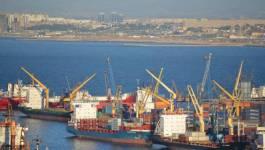 La gestion du port d'Alger pointée par la Commission des Finances de l'APN