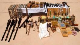 Tentative d'introduction d'armes de guerre et d'explosifs près d'In Guezzam