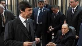 Le conseiller Saïd Bouteflika et ses porte-paroles