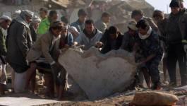 La coalition arabe tue 28 civils et blesse 400 autres après des raids sur Sanaa