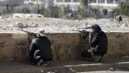 Plus de 500 rebelles yéménites tués à la frontière saoudienne