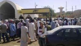 Grave tension sur le carburant à Tamanrasset