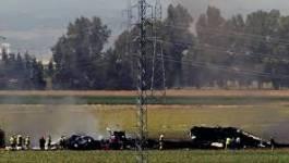 Un avion de transport militaire, Airbus A400M, s'écrase en Espagne