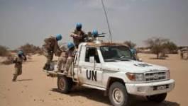 Mali: un Casque bleu tué par des tirs à Bamako, un autre blessé