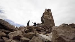 Yémen: la coalition arabe bombarde la résidence de l'ex-président Saleh