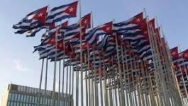 Cuba : François Hollande plaide pour la levée de l'embargo américain