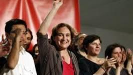 Espagne: les indignés aux portes de Madrid et Barcelone