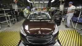 Peugeot Citroën prévoit de lancer son usine au Maroc