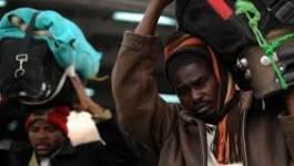 Violences physiques et abus sexuels sur les migrants en Libye