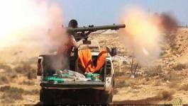 Libye : les djihadistes de l'Etat islamique contrôlent l'aéroport de Syrte