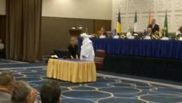 Bilal Ag Acherif paraphe à Alger l'Accord de paix au Mali