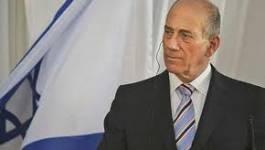 Israël : l'ex-Premier ministre Olmert condamné à huit mois ferme