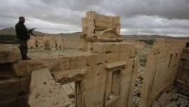 Les djihadistes de l'Etat islamique contrôlent Palmyre en Syrie