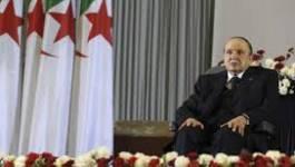 Bouteflika préside son premier Conseil des ministres de l'année