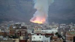 Yémen: raids aériens de la coalition arabe et combats terrestres