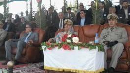 Batna : diplômes et grades pour six promotions élèves stagiaires militaires