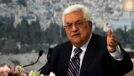 Abbas annonce la démission sous 24H du gouvernement palestinien