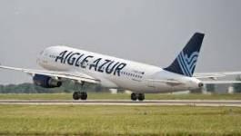 Aigle Azur dément tout retrait de la compagnie du marché algérien