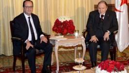 François Hollande : un deuxième degré terrible pour Bouteflika